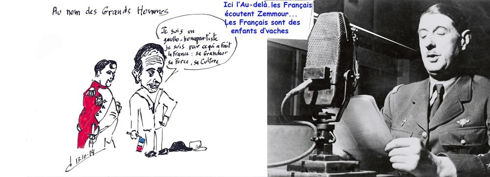 RMC/Bourdin &Zemmour/Le suicide français