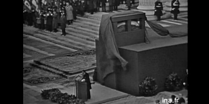 19 décembre 1964 : il y a 50 ans, Jean Moulin entrait au Panthéon