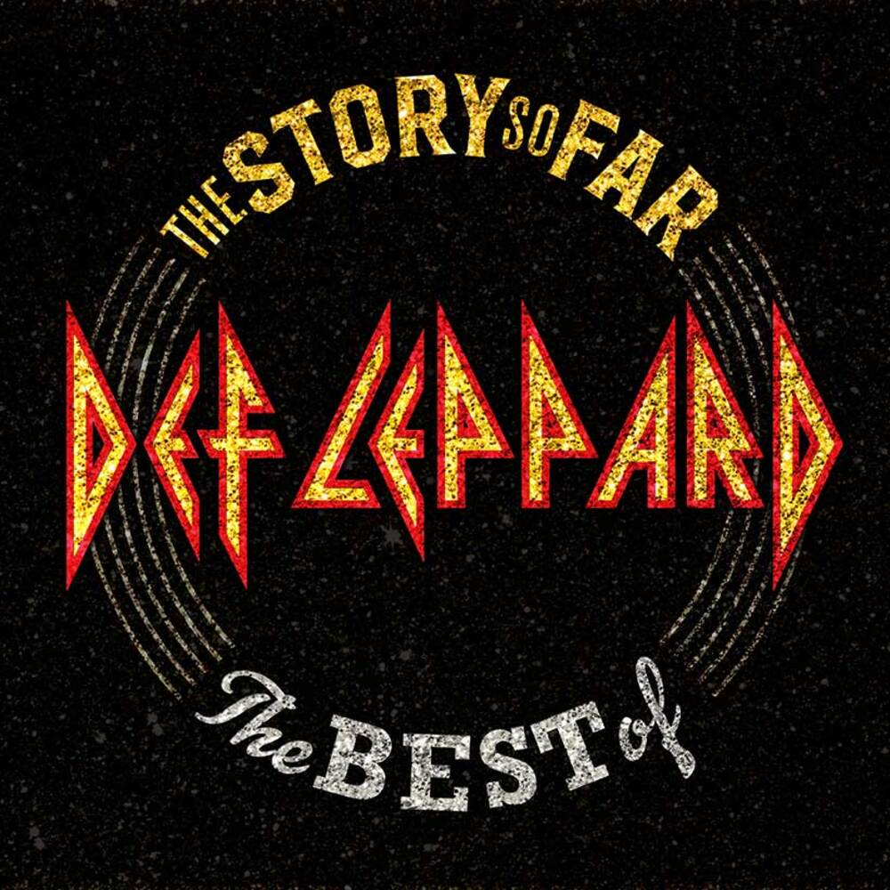 Def Leppard - The Story So Far - The Best of (2018)