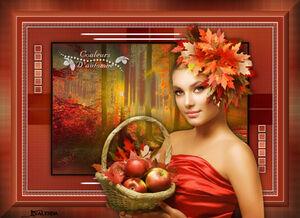 Variante Couleurs d'automne
