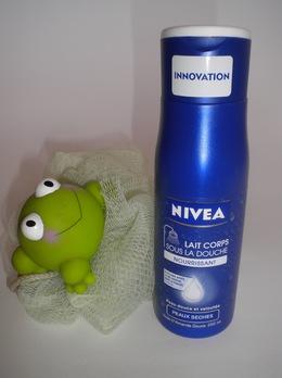 L'hydratation pour les paresseuses, merci Nivea