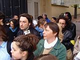 le blocage de Malesherbes le jeudi 9avril 2009