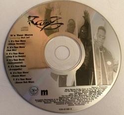 RAM-Z - IT'S YOUR MOVE (CDM 1996)