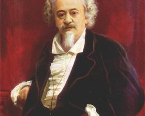 The actor Vasily Samoilov - Ivan Kramskoy