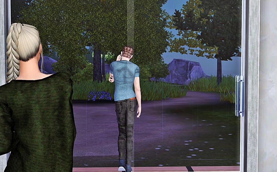 L'image contient peut-être: une personne ou plus, personnes debout, arbre et plein air