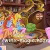 Les Winx chez Eldora