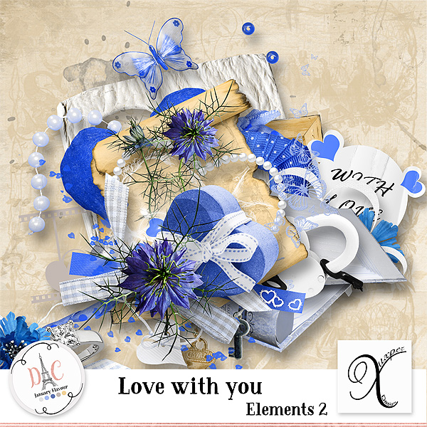Love with you Elements 2