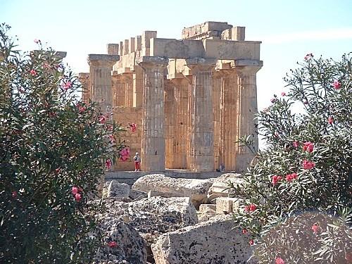 Selinonte - Temple