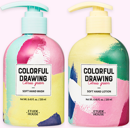 Etude House - 2018 Spring Colorful Drawing Collection