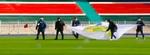 Retour MCA-Les Buffles FC  (Bénin)   (MCA par Forfait )