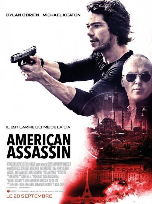 "Bonsoir a l'honneur : "" American Assassin """