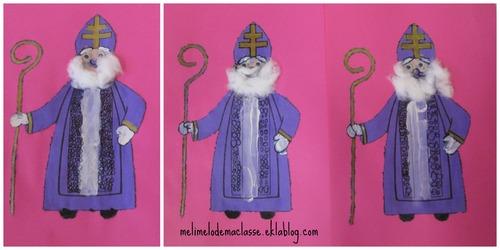 Quelques idées pour Saint Nicolas #1, poinçonage