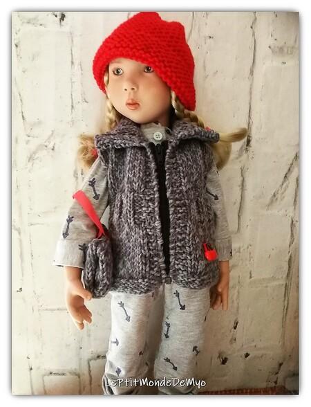 Dressing d'hiver pour les grandes