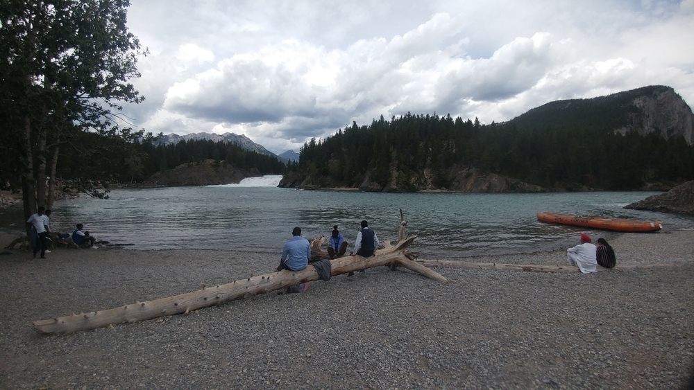 2019 summer vacation: Day fifteen - From Banff to Calgary