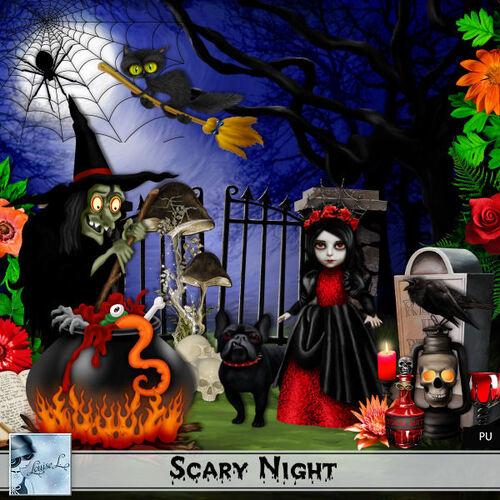Kit Scary Night