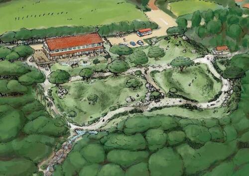 Le sanctuaire Miyazaki