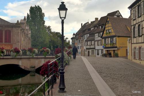 Alsace : promenade dans Colmar...