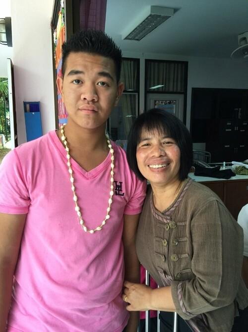 voyage de la délégation orchidée familles juillet 2015