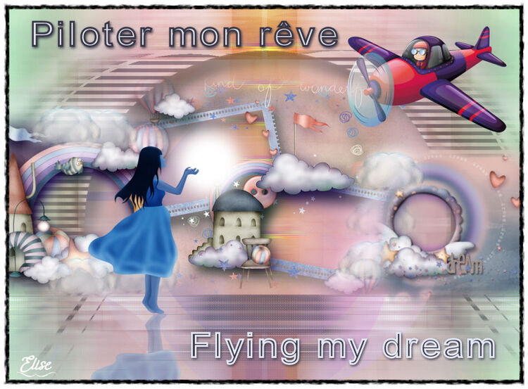 Piloter mon rêve de Renéegraphisme