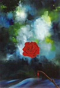 La-ROSE-VERMEILLE