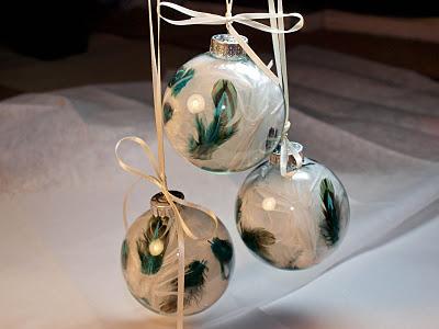 DIY de Noël - Les boules de Noël