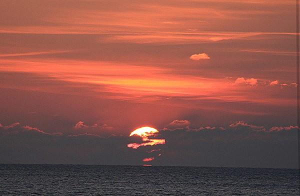 coucher de soleil à la Grande-Côte 13
