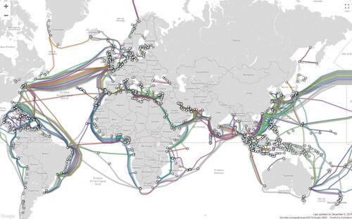 Des réseaux de production et d'échanges mondialisés