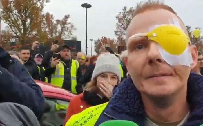 """""""Le gouvernement Macron n'a que mépris pour le peuple !‼"""""""