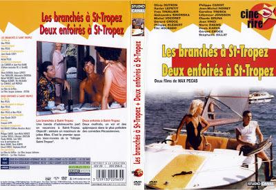 Два засранца в Сан-Тропе / Deux enfoires a Saint-Tropez. 1986.