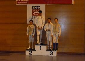 Résultats Championnat de Seine-Maritime 2014 (benjamins-benjamines et minimes)