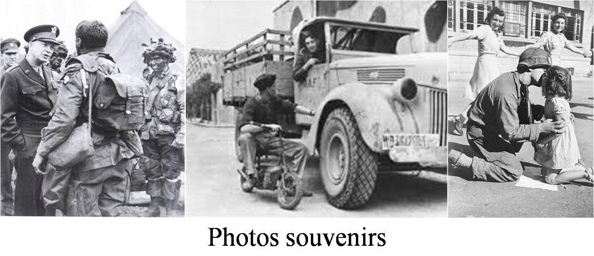 DES PARACHUTISTES SUR LA NORMANDIE EN 1944 !