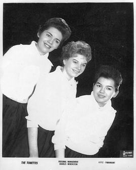 The Claremonts aka The Tonettes (1)