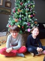 Faites un sourire, c'est pour LA photo de Noel!!