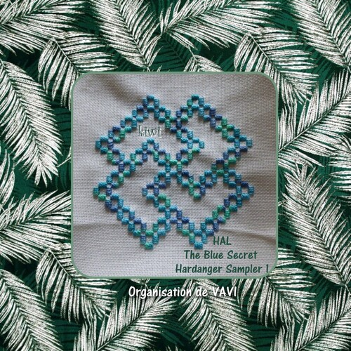 Hal :The Blue Secret Hardanger Sampler 1
