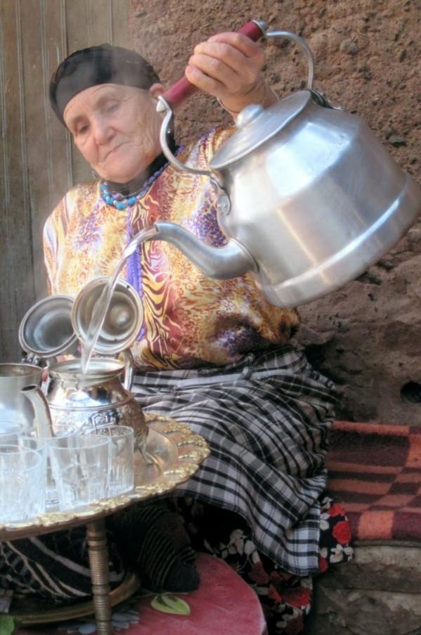 K09 - Préparer le thé