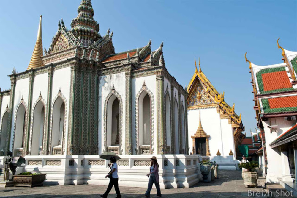 Grand Palais de Bangkok : Dévotion