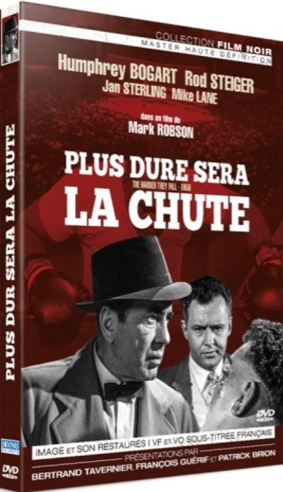 "Plus dure sera la chute (The harder they fall) ""DVD Cinéma"""