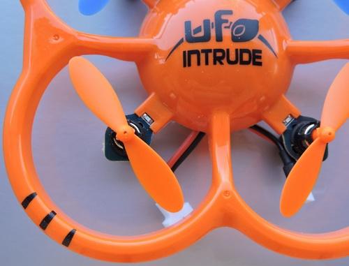 UFO INTRUDER - U207