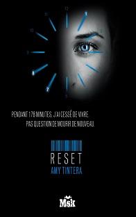 Reboot T2: Reset , Amy Tintera ( Partenariat Msk )