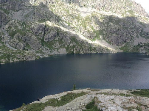 La Vallée des Merveilles (Les Alpes )