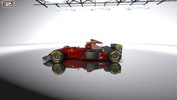 Scuderia Ferrari Ferrari 412T2 Jean Alesi