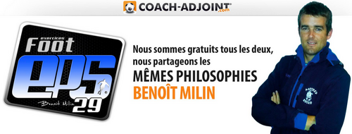 Interview pour le site coach adjoint