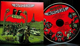 Crashbirds - Dead City