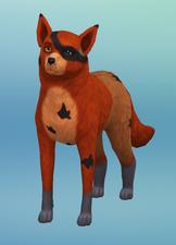 FNAF : Foxy - Sims 4