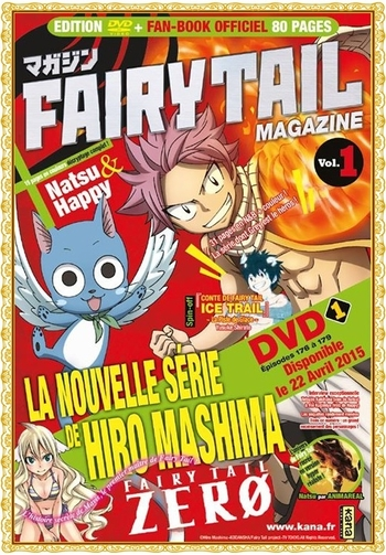 fairy tail mag vf