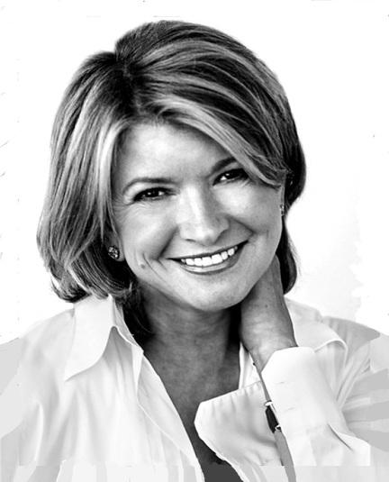 Martha Stewart de la cuisine au délit