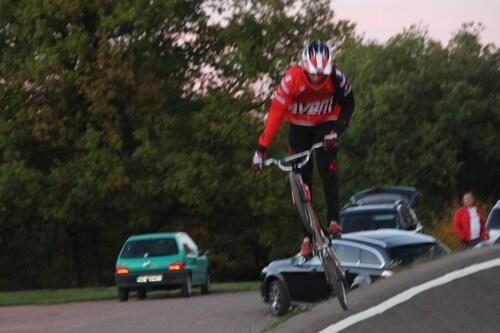 entrainement BMX Mandeure 17 octobre 2017