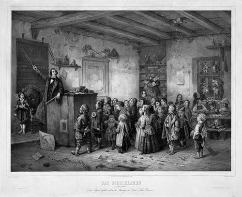 Formation et rémunération des enseignants au 19ème siècle