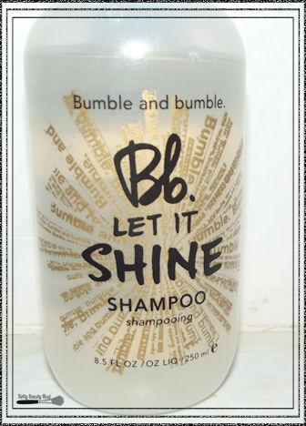 Je ne suis pas une star c'et mon shampoing qui le dit !