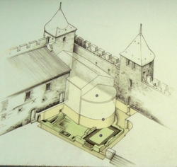 Carcassonne, la Romaine